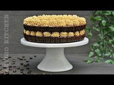 YouTube Yummy Cakes, Unt, Youtube, Workshop, Cake Ideas, Tailgate Desserts, Meal, Fine Dining, Atelier