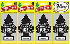 Little Trees Black Ice Air Freshener, (Pack of A masculine fragrance with a fusion of sandalwood, bergamot and lemon with an air of mystery Available in a variety of fresh fragrances Use at home or on the road Made in the USA Automotive Air Freshener Best Car Freshener, Ice Car, Car Tools, Car Hacks, Baby Chicks, Shopping Hacks, Custom Cars, Packing, Trees