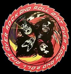 Kiss band Rock And Roll Over Destroyer Classic Rock Artists, Classic Rock Albums, 70s Rock And Roll, Classic Rock And Roll, Kiss World, Kiss Images, Rock Poster, Vintage Kiss, Kiss Art