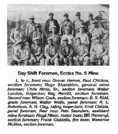 West Virginia Mine Photos