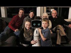 Aido - Friendly & Smart Home Robot - YouTube