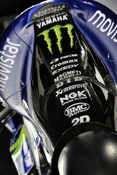 Valentino Rossi, Jorge Lorenzo, the Models, an Abarth and Yamaha M1 Close-Ups