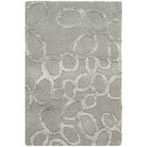 """Found it at AllModern - Soho Grey Area Rug $715 for 9'6""""x13'6"""" with pile??"""