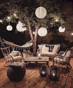 Pinterest Inspiration, Backyard Hammock, Cozy Backyard, Rustic Backyard, Hammock Ideas, Backyard House, Backyard Seating, Garden Seating, Outdoor Seating