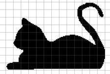 Animals - Lily Girl Creations Cross Stitch Charts, Cross Stitch Designs, Cross Stitch Patterns, Cross Stitching, Cross Stitch Embroidery, Embroidery Patterns, Crochet Cross, Crochet Chart, Cross Stitch Silhouette