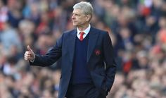 "Arsene Wenger has praised his ""focused"" Arsenal charges after claiming a 2-0 ..."