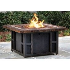 Afg Agio Springfield Fire Pit Accessories Propane Table