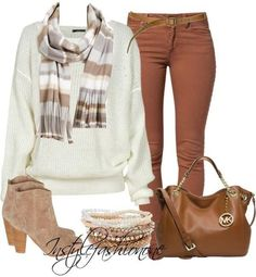 Fall outfit:)