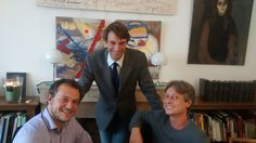 KYLIA Paris - Signatures Une nouvelle signature du cabinet dans la joie et la bonne humeur .... Un local commercial situé au 44 rue Legendre 75017 Paris - Félicitations à notre consultant Charles Dubois Kylia!