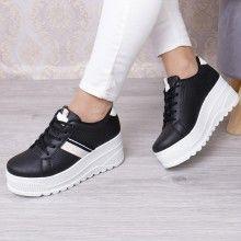ADIDASI ALFA BLACK Adidas Sneakers, Sport, Black, Fashion, Moda, Deporte, Black People, Fashion Styles, Sports