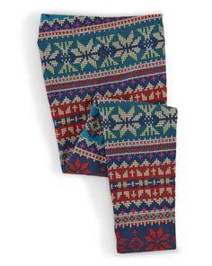 Fair Isle Legging - Girls 2-6X Pants, Leggings & Shorts - RalphLauren.com