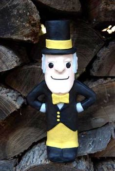 Wake Forest University Demon Deacons gnome