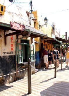 Harambe Market at Disney's Animal Kingdom ~ 5 tastes of Africa   Disney World Food