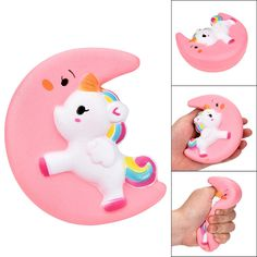 Hot Soft Beauty Lipstick Slow Rising Squeeze Relieve Stress Toy Cute Kitten Soft Squeeze Bread Charms Scented Kids Toy Fashion Toys & Hobbies