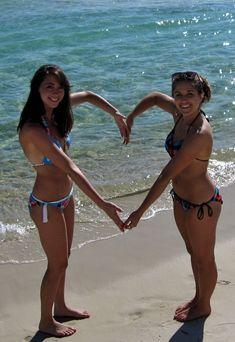 Panama City Beach with a best friend of mine.