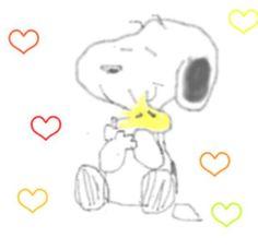 Snoopy I draw