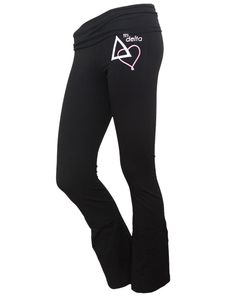T-Party Dry Brush Dyed Yoga Pants $40 at www.repeatpossessions.com ...