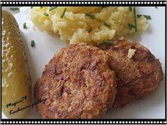 Maggie79 Kuchenne podboje: KOTLETY mielone z PIEKARNIKA Mashed Potatoes, Ethnic Recipes, Food, Whipped Potatoes, Smash Potatoes, Meals