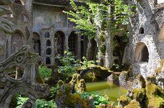 A casa esculpida de Jacques Lucas Paradise Garden, Art Brut, Architecture, The Outsiders, Road Trip, Environment, Sculpture, Landscape, World