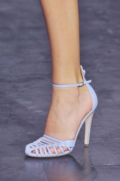 Altuzarra Spring 2015The Top 7 Shoe Trends For Spring 2015