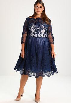 01843edd1d Chi Chi London Curvy DIANE - Sukienka koktajlowa plus size  suskienka   sukienki  moda