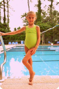 A Big Splash! Swimsuit Tutorial