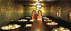 Restaurante Al Mounia en Madrid Cocina a-la-carta.com Madrid Restaurants, New Recipes, Places, Home Decor, Hotels, Restaurants, Wolverines, Deserts, Sweet