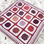 Babyghan made for Miss Clara from some fellow crochet era on Ravelry  babyghan crochet