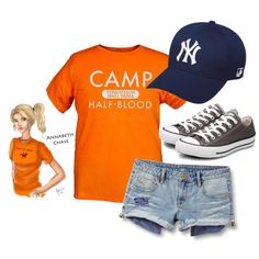 Annabeth Chase, created by luckystar06 on Polyvore