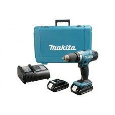 18V Máy khoan pin Makita DHP453SHE
