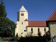 Koło domu: Kościół w Mirocinie Górnym