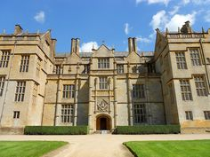 English Renaissance: Elizabethan:Montacute House, Somerset