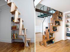 Inrichten kamer kleine kamer woonkamer inrichten ruimte onder de trap interieur pinterest - Kamer onder de helling ...