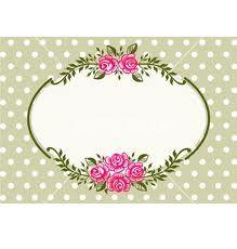 rose label