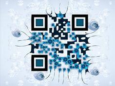 Cellule Kraft's QRcode design