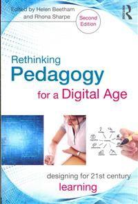 http://www.adlibris.com/se/organisationer/product.aspx?isbn=0415539978   Titel: Rethinking Pedagogy for a Digital Age - Författare: Helen Beetham, Rhona Sharpe, Helen Beetham - ISBN: 0415539978 - Pris: 307 kr