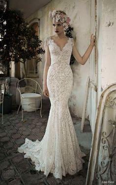 lihi hod bridal 2014 jade lace wedding dress