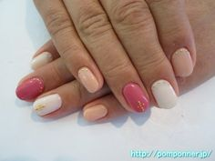 女性らしい華奢アートネイル #nail #nails #ネイル