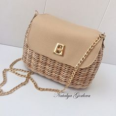 Paper Basket, Basket Bag, Leather Craft, Leather Bag, Paper Weaving, Jane Birkin, Handmade Bags, Bag Making, Wicker