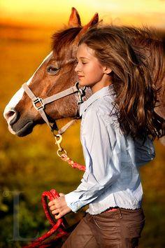 Chasing The Sunrise by Leonardi Ranggana- Wow!  This girl looks like Sophia!