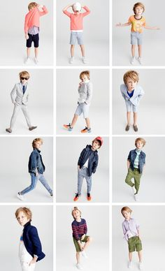 Photography Poses Ideas : Posing examples for boys - Dear Art Toddler Boy Photography, Boy Photography Poses, Kids Fashion Photography, Children Photography, Toddler Boy Fashion, Fashion Children, Girl Fashion, Outfits Tipps, Kids Studio