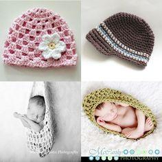 Newborn accessories.. my baby will be spoiled rotten