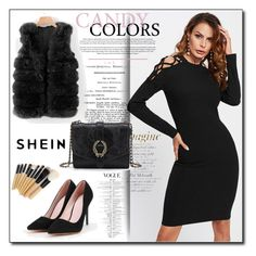 """shein 9"" by woman-1979 ❤ liked on Polyvore"