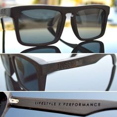 Black Wood Sunglasses – Live Fit. Apparel