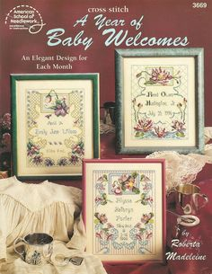 A Year of Baby Welcomes booklet