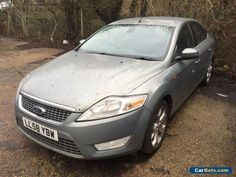 Awesome Ford: Ford Mondeo 2008/58 1.8 TDCI Spares or Repair #ford #mondeo #forsale #unitedkingdom...  Cars for Sale Check more at http://24car.top/2017/2017/04/02/ford-ford-mondeo-200858-1-8-tdci-spares-or-repair-ford-mondeo-forsale-unitedkingdom-cars-for-sale/