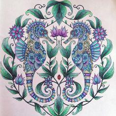 Johanna Basford | Coloração Gallery