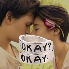 The Fault In Our Stars Okay? Okay. Ring