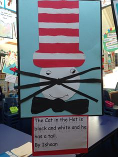 The Cat in the Hat by New Entrants