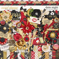 Date Night by WendyP Designs